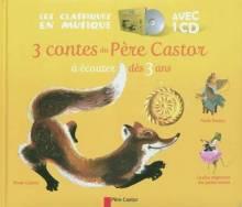 3 contes du pere castor